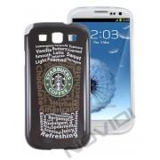 Case Personalizada Coffee para Samsung Galaxy S3 I9300