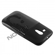 Capa TPU Mob Smile para Motorola Moto G - Cor Preta