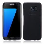 Capa + Película de Silicone/Gel Frente/Verso para Samsung Galaxy S7 Flat