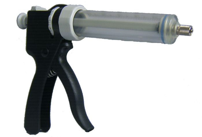 Seringa Semi-Automática Revolvermatik