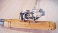 Marcador em Aço INOX personalizado para gado bovino e outros