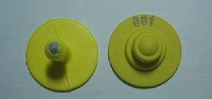 Boton Numerado + Macho
