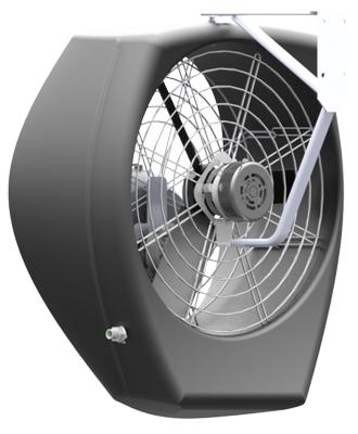 Climatizador Big Flux - Comercial e Industrial