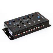 Crossover Digital Eletrônico de 5 vias Jfa X5 Bass