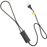 Acendedor Elétrico para Churrasqueiras a Carvão e Lareiras 500W Cotherm AC 300 Inox