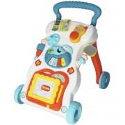 Andador Infantil Bebê com Som Lousa Brinquedos Interativo Educativo Divertido Importway BW-061