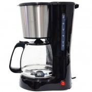 Cafeteira Elétrica 110V 127V 30 Xícaras Café Amvox Nova com Colher Dosadora ACF 557 Inox