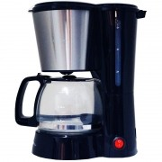 Cafeteira Elétrica 14 Xícaras Café Amvox Nova com Colher Dosadora ACF 227 Inox