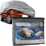 Capa Automotiva Cobrir Carro Protetora Forrada Central Tamanho G Carrhel