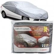 Capa Automotiva Cobrir Carro Protetora Forrada Central Tamanho GG Carrhel