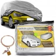Capa Cobrir Protetora Cadeado Gol Uno Celta Fox Palio Fusca Onix Fiesta Ka C3 Up Clio