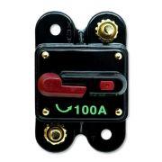 Disjuntor Automotivo 100A Proteção Som Bateria Resetável Liga Desliga
