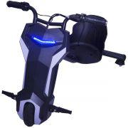 Drift Triciclo Elétrico Scooter Motorizado Infantil 2 Velocidades Freio 120W Importway BWDTE-120W