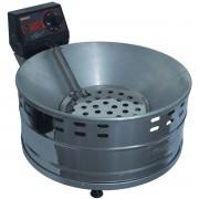 Fritadeira Elétrica Tacho com Óleo Industrial 3 Litros Pastel Salgado Alumínio Cotherm