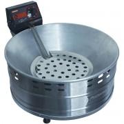 Fritadeira Elétrica Tacho com Óleo Industrial 5 Litros Pastel Salgado Alumínio 110V Cotherm 2891A