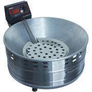 Fritadeira Elétrica Tacho com Óleo Industrial 5 Litros Pastel Salgado Alumínio 220V Cotherm 2892A