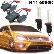 Kit Xenon Carro 12V 35W H11 6000K