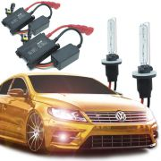 Kit Xenon Carro 12V 35W H27 10000K