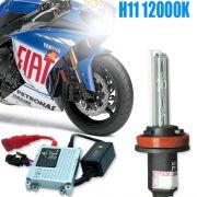 Kit Xenon Moto 12V 35W H11 12000K