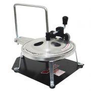 Máquina Seladora Fechadora Frisadora Marmitex Alumínio Tamanho P M G Marmita Vitalex SMM Max
