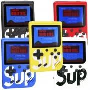 Mini Vídeo Game Portátil de Mão 400 Jogos Retro Clássico 1 Jogador SUP 3353 Barato