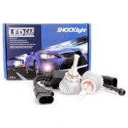 Par Lâmpada Super Led 4400 Lumens 12V 24V 32W Shocklight HB3-9005 6000K