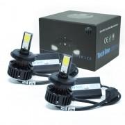 Par Lâmpada Super Led 7400 Lumens 12V 24V 48W Tech One H4 (Bi) 6000K