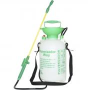 Pulverizador Manual 5 Litros Borrifador Costal com Pressão Bico Ajustável Importway IWPM5-005