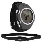 Relógio Monitor Cardíaco de Pulso com Cinta Fita Altius Fortius Frequencimetro Batimento Hora HC008
