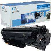 Toner para Impressora 85A 285A Compatível Novo P1102w 1005 1120 1132 1212 Multilaser CT85A Preto