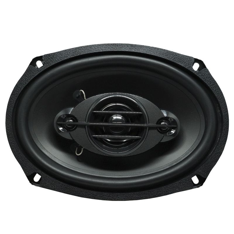 Alto Falante 6x9 Polegadas 120W Rms 4 Vias Quadriaxial Roadstar RS-695 Unit - BEST SALE SHOP
