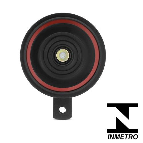 Buzina Universal Paquerinha 12V (Unidade) Cinoy Yn-Bzp101
