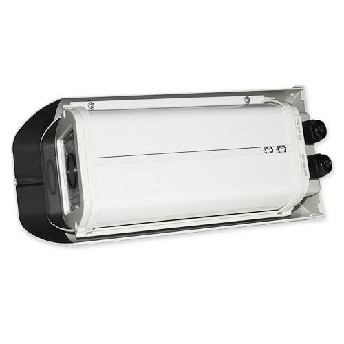 Câmera IP Profissional Externa 1MP 3,5-10mm 1_4 720p HD Vacron VIH-UM230 Branco