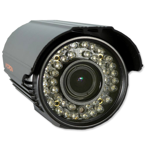 Câmera IP Profissional Externa 3MP 4,0mm 1_25 1280x720 HD Vacron VIT-UA626E Preto