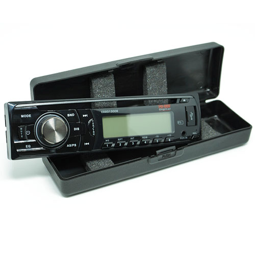 Cd Mp3 Player Automotivo Toca Som Axis Digital Usb Sd Aux Fm Am