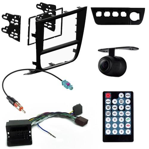 Central Multimídia Mp5 Gol Saveiro Voyage G6 12 à 16 D720BT Moldura 2 Din Usb Bluetooth Câmera Ré  - BEST SALE SHOP