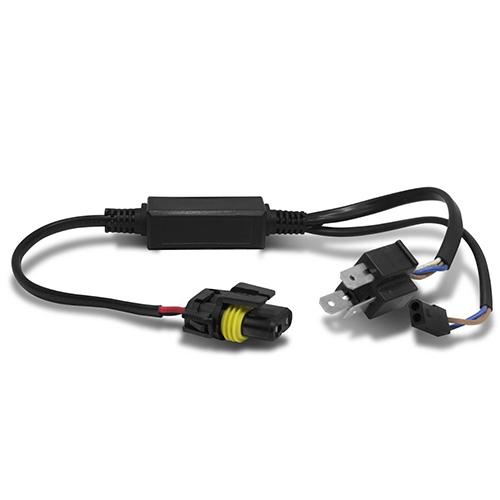Chicote Kit Bi Xenon Moto 12V 35W Jl Auto Parts H4-3  - BEST SALE SHOP