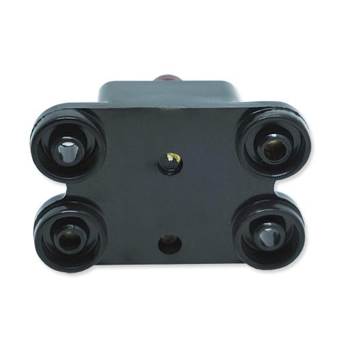 Disjuntor Automotivo 140A Proteção Som Bateria Resetável Liga Desliga
