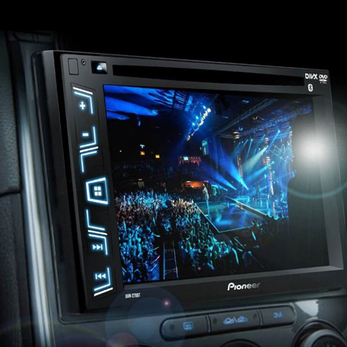 Dvd Automotivo 2 Din 6.2 Pioneer Avh-278Bt Bluetooth