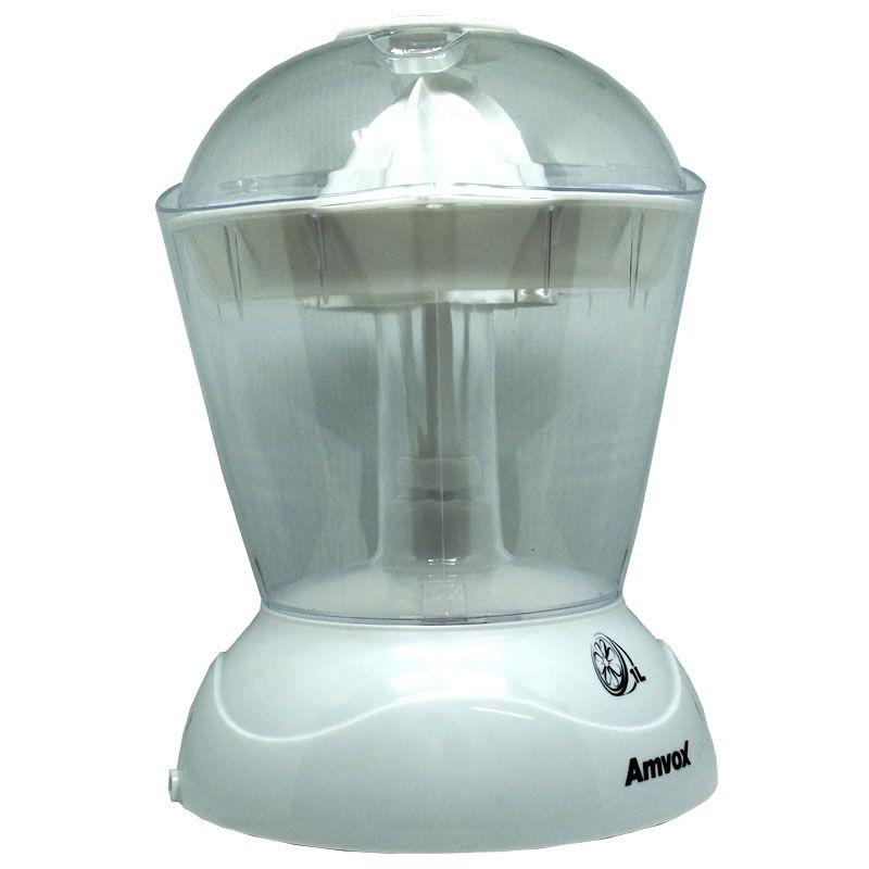 Espremedor de Frutas Elétrico 110V Laranja Limão 30W 1 Litro Branco Amvox AES 3300  - BEST SALE SHOP