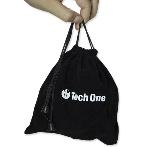Fone De Ouvido Sem Fio Via IR Infravermelho Tech One T1DVHPSFPOF Preto Fosco  - BEST SALE SHOP