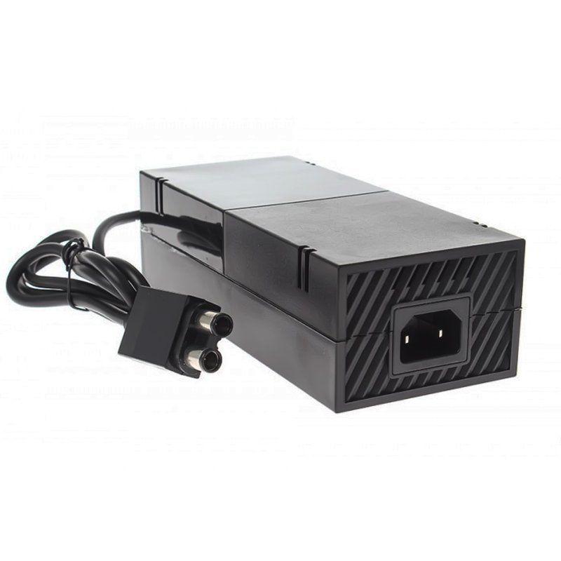 Fonte de Alimentação Xbox 360 Slim One Bivolt 110V 220V Modelo Original 135W Knup KP-W014 com Cabo