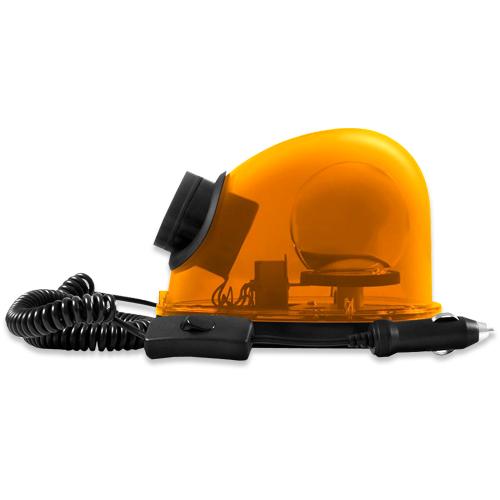 Giroflex Sinalizador Luz Emergência 12V Com Sirene