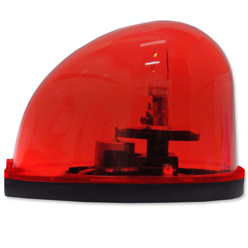 Giroflex Sinalizador Luz Emergência 12V Sem Sirene Tech One T1GFSSVM Vermelho