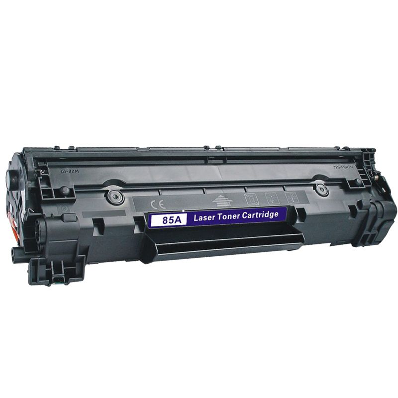 Kit 10 Toners para Impressora Hp 85A 285A Compatível Novo P1102w 1120 1132 1212 Multilaser Preto  - BEST SALE SHOP
