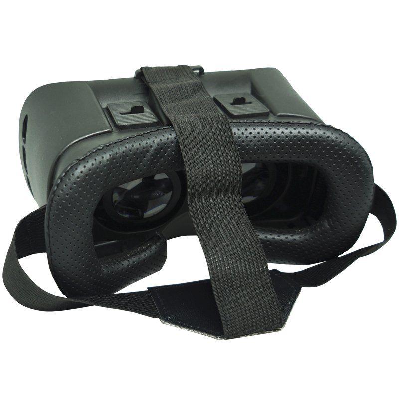 Kit 2 Óculos Vr Box 2.0 3D Realidade Virtual P/ Celular Smartphone Andoid e Ios + Controle Bluetooth