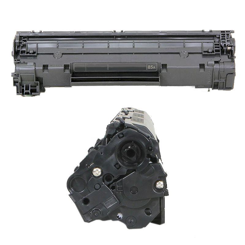 Kit 4 Toners para Impressora Hp 85A 285A Compatível Novo P1102w 1120 1132 1212 Multilaser Preto  - BEST SALE SHOP