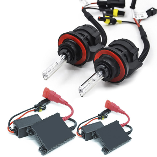 Kit Bi Xenon Carro 12V 35W H13-3 6000K  - BEST SALE SHOP