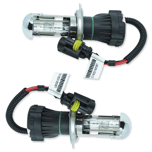 Kit Bi Xenon Carro 12V 35W Seven Parts H4-3 6000K  - BEST SALE SHOP