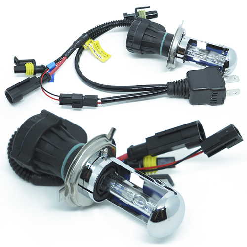 Kit Bi Xenon Carro 12V 35W Tech One H4-3 6000K  - BEST SALE SHOP